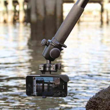 iPhone 4 / 4S Tripod Mount & Stand