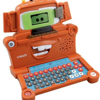 Mater's Spy Mission Laptop