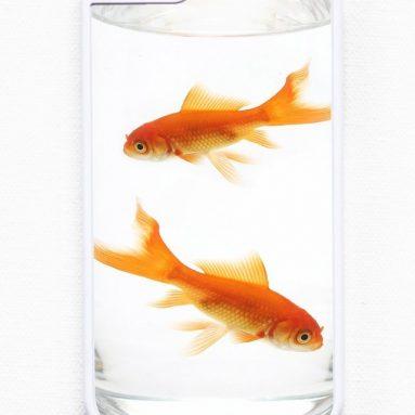 iPhone 5 Tough Case Goldfish Bowl