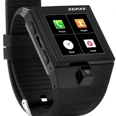 "Android 4.0 Smart Phone Watch ""ZGPAX S5"""