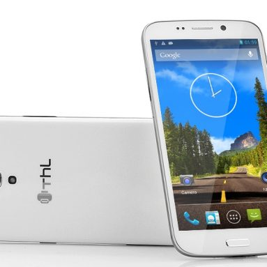 "6.5 Inch Android Phablet Phone ""ThL W300"""