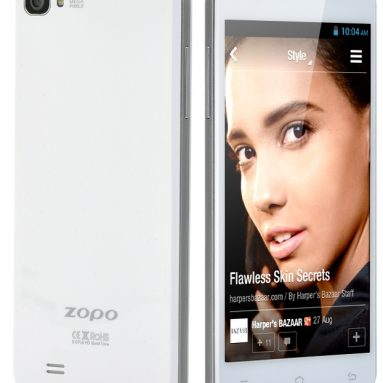 "Android Phone ""ZOPO ZP980"""