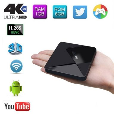 Android TV Box Media Player