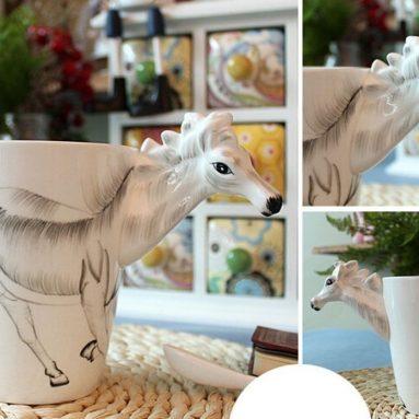 Animal Ceramic Coffee Mug
