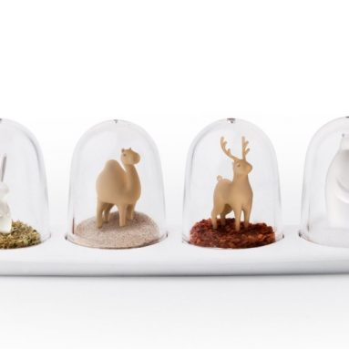 Animal Parade Seasoning Shakers