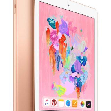 Apple iPad (Wi-Fi, 128GB) – Gold