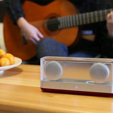 Transparent Bluetooth 4.2 Speakers