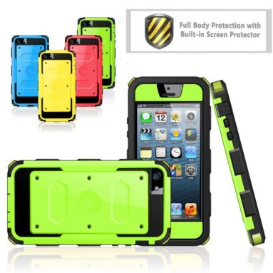 Armorbox for Apple iPhone 5C Dual Layer Hybrid Full-body Protective Case