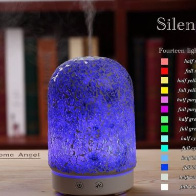 Aroma Essential Oil Diffuser Aromatherapy Humidifier