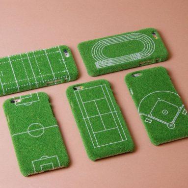 Artificial Lush Lawn Case for iPhone7 Plus