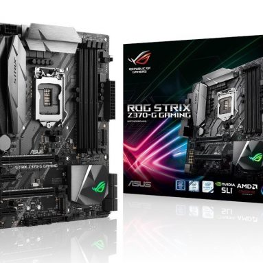 Asus ROG STRIX Z370-G Intel Micro-ATX Gaming Motherboard