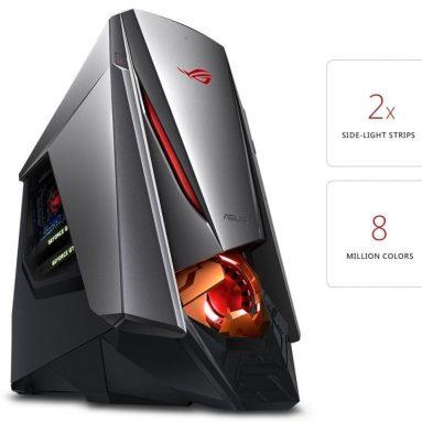 Asus Rog GT51CA VR Ready Gaming Desktop NVIDIA GTX1080