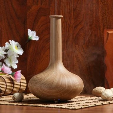 Atomizer Wood Most Advanced Essential Oil Nebulizing Diffuser