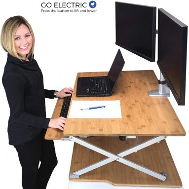 Attollo Electric Sit Stand Desk