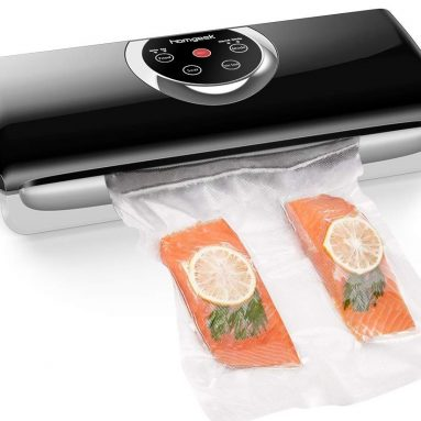 Automatic Vacuum Air Sealing System for Food Preservation