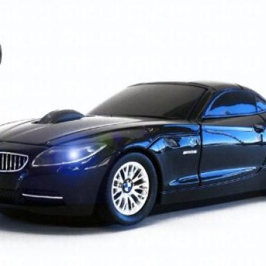 BMW Z4 Wireless Mouse