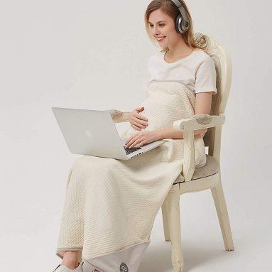 Organic Anti-Radiation Baby Blanket
