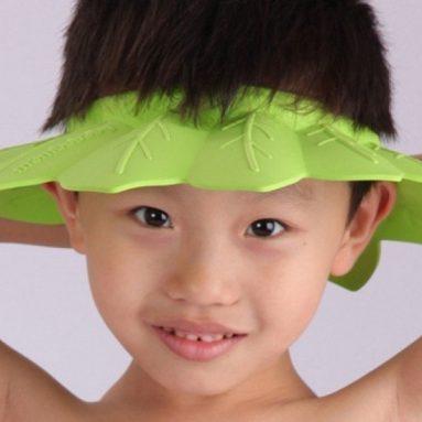Baby Kids Safe Shower Bath Wash Washing Hair