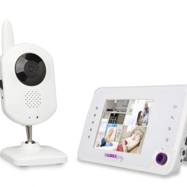 Baby Monitor with Snap, Store and Share