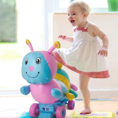 Baby Ride-on Caterpillar