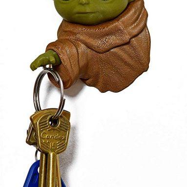 Baby Yoda Magnet Key Holder
