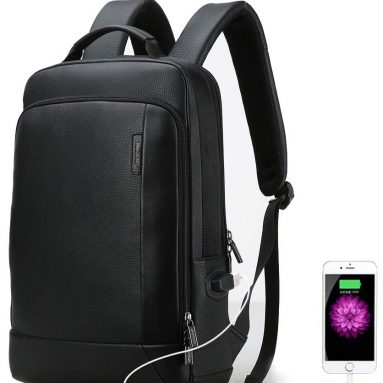 Backpack with USB Charging Travel