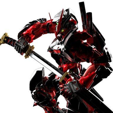 "Bandai Hobby Hi-Res 1/100 Gundam Astray Red Frame ""Gundam Seed Astray"" Model Kit"