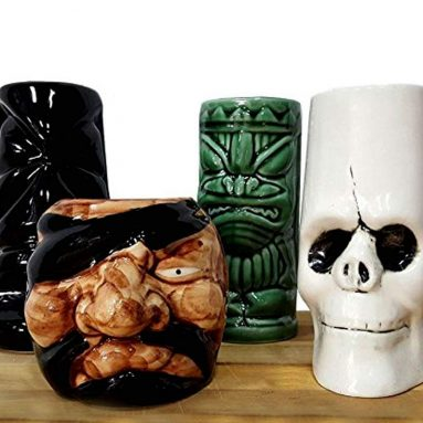 BarConic Tiki Mugs Drinkware