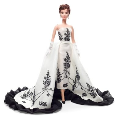 Barbie Collector Audrey Hepburn Sabrina Doll