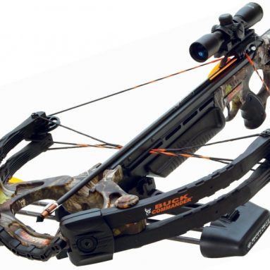 Barnett Buck Commander CRT Crossbow Package
