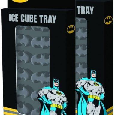 Batman Logo Ice Cube Jello Molds
