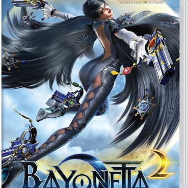 Bayonetta 2 (Physical Game Card) + Bayonetta (Digital Download) – Nintendo Switch