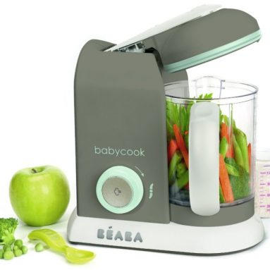 Baby Food Processor and Steamer