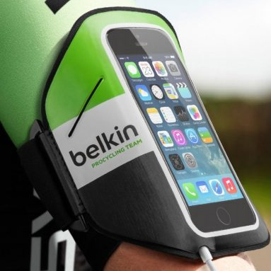 Belkin Armband for iPhone 5/5S/5c iPhone 4/4S and iPod touch 5th gen