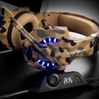 Bengoo Gaming Headset for PS4 Professional
