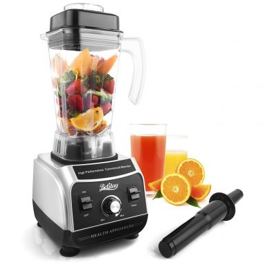 Betitay Professional Milkshake Maker Food Processor Mixer