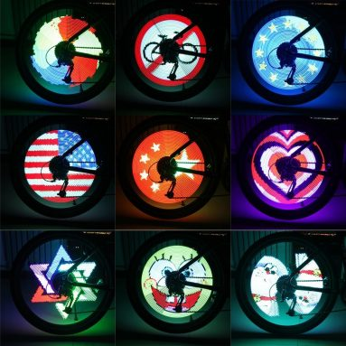 Bike Spoke Lights – LED Bicycle Wheel Light