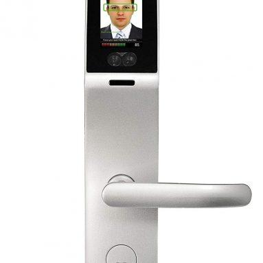 Biometric Digital Door Lock Face Recognition and Touch Screen Keyless Locks Smart Lockset