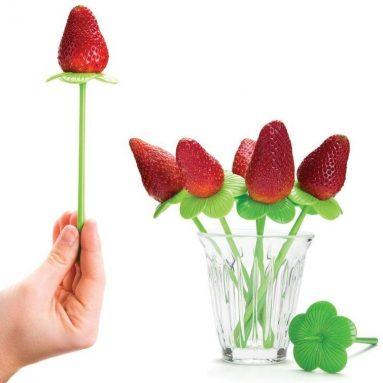 Blossom – Floral food picks