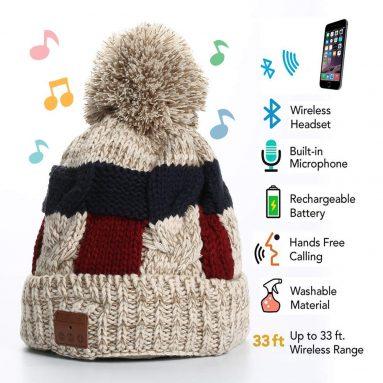 Bluetooth Hat, Bluetooth Beanie