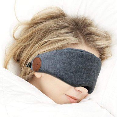 Bluetooth Sleeping Eye Mask Headphones Wireless Sleep Headset Handsfree