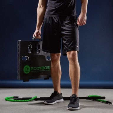 BodyBoss Home Gym 2.0 – Full Portable Gym Home