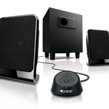 Bolse NFC Enabled Bluetooth Music Receiver