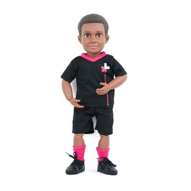 Boy Story Special Edition HeForShe Billy 18″ Doll