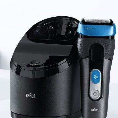 Braun Cool Tec Men's Shaving System
