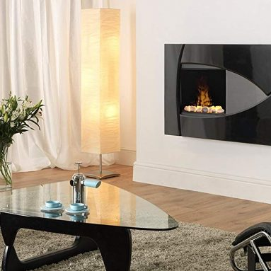 Brayden Opti-Myst Wall-Mounted Fireplace