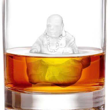 Buddha Silicone Mold Ice Cube Tray