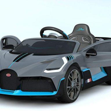 Bugatti Divo Ride On Car