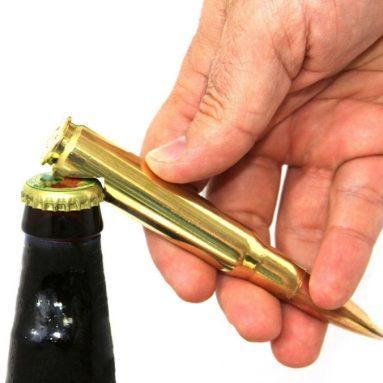 Bullet Bottle Opener Combo