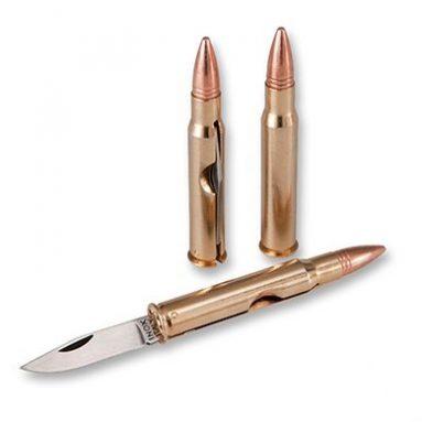 Bullet Pocket Knife